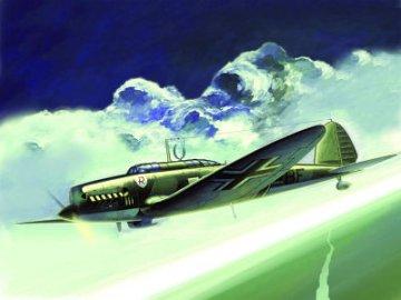 Heinkel He 70 F-2 · ICM 72232 ·  ICM · 1:72