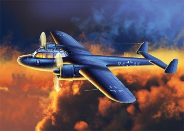 Dornier DO 17 Z-10 · ICM 72303 ·  ICM · 1:72