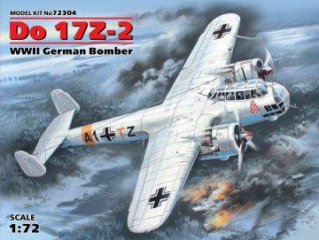 Dornier DO 17 Z-2 · ICM 72304 ·  ICM · 1:72