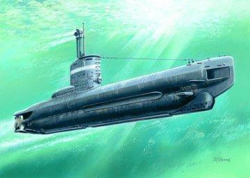 WWII Deutsches U-Boot Typ XXIII · ICM S004 ·  ICM · 1:144