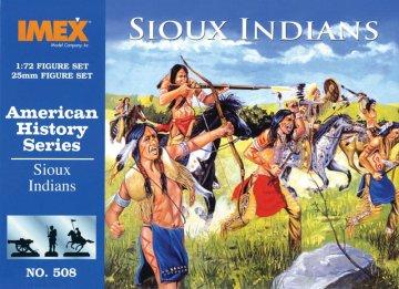 Sioux Indianer · IM 508 ·  Imex · 1:72