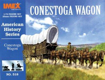 Conestoga Planwagen · IM 518 ·  Imex · 1:72