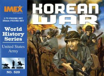 US Infanterie Korea Krieg · IM 529 ·  Imex · 1:72