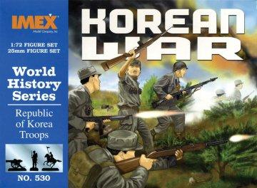 RPOK Truppen Korea Krieg · IM 530 ·  Imex · 1:72