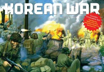 Korea Krieg Set · IM 611 ·  Imex · 1:72