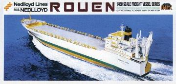 Frachtschiff MS Nedlloyd Rouen · IM 880 ·  Imex · 1:450