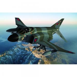 F-4K Phantom FG.1 · IOM F262 ·  IOM · 1:72
