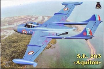 S.E.203Aquilon (ex-Frog Sea Venom) · IOM F295b ·  IOM · 1:72