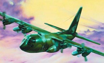 Hercules C-130H · IT 0015 ·  Italeri · 1:72
