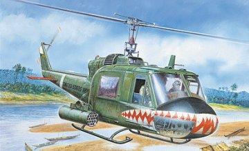 UH-1C Gunship · IT 0050 ·  Italeri · 1:72