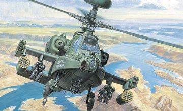 Hughes AH-64D Longbow Apache · IT 0080 ·  Italeri · 1:72