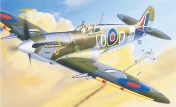 Spitfire Mk.9 · IT 0094 ·  Italeri · 1:72