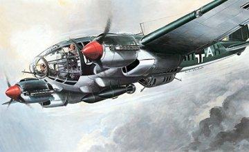 Heinkel He 111 H-6 · IT 0121 ·  Italeri · 1:72