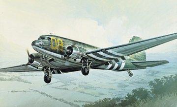 C-47 Skytrain · IT 0127 ·  Italeri · 1:72