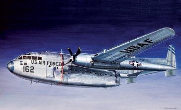C-119C Flying Boxcar · IT 0146 ·  Italeri · 1:72