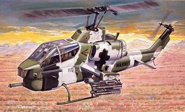 Super Cobra AH-1W · IT 0160 ·  Italeri · 1:72