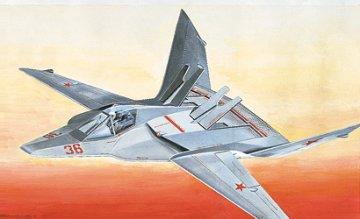 MIG-37B, Ferret-E · IT 0162 ·  Italeri · 1:72
