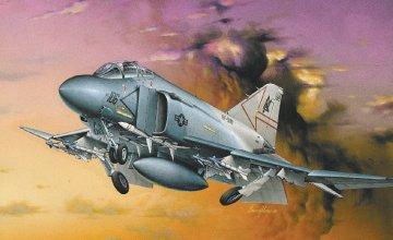 F-4S Phantom · IT 0170 ·  Italeri · 1:72
