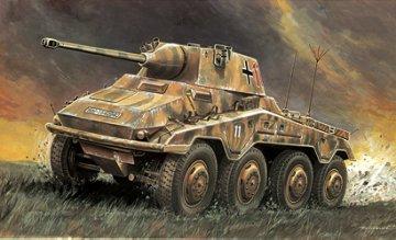 Panzerspaehwagen PUMA · IT 0202 ·  Italeri · 1:35
