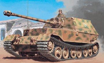 Jagdpanzer Tiger (P) ELEFANT · IT 0211 ·  Italeri · 1:35