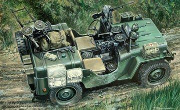 Commando Car · IT 0320 ·  Italeri · 1:35