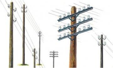 Telegraph Poles · IT 0404 ·  Italeri · 1:35