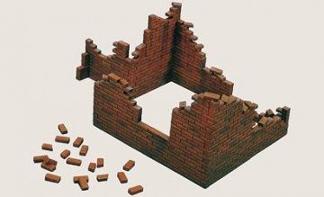 Ziegelmauern · IT 0405 ·  Italeri · 1:35