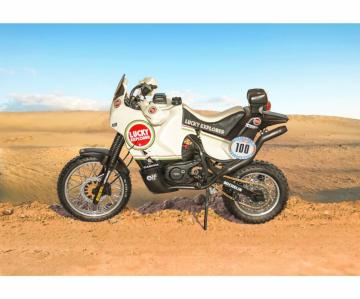Cagiva Elephant 850 Winner 1987 · IT 04643 ·  Italeri · 1:9