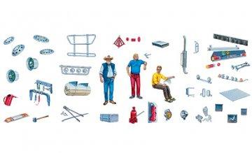 Truck Accessories · IT 0720 ·  Italeri · 1:24