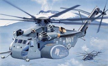 MH-53 E Sea Dragon · IT 1065 ·  Italeri · 1:72