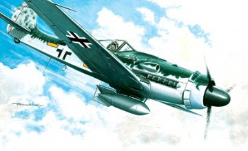 Focke-Wulf FW 190 D-9 · IT 1128 ·  Italeri · 1:72