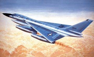 B-58 HUSTLER · IT 1142 ·  Italeri · 1:72