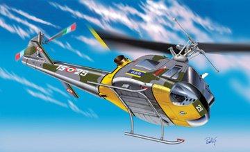 AB-204 B / UH-1 F · IT 1201 ·  Italeri · 1:72
