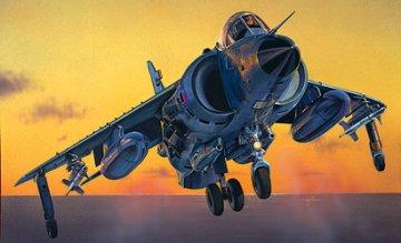 Sea Harrier FRS. 1 · IT 1236 ·  Italeri · 1:72