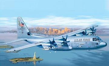 C-130J Hercules · IT 1255 ·  Italeri · 1:72