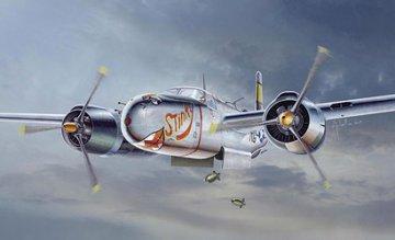 A-26 A/B Invader · IT 1274 ·  Italeri · 1:72