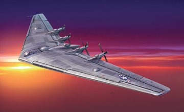 X/YB-35 ´Flying Wing´ · IT 1277 ·  Italeri · 1:72