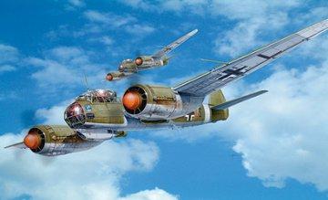 Junkers Ju 88 A-4 · IT 1287 ·  Italeri · 1:72