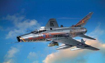 F-100 D Super Sabre · IT 1299 ·  Italeri · 1:72