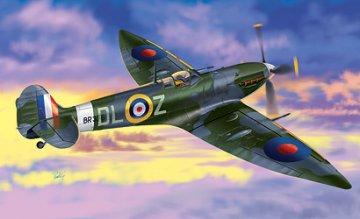 Spitfire MK VI · IT 1307 ·  Italeri · 1:72