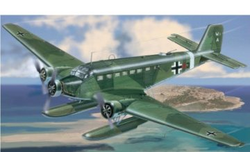 Junkers Ju 52/3 m Floatplane · IT 1339 ·  Italeri · 1:72