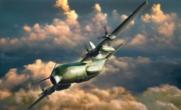 MC-130H Combat Talon I · IT 1369 ·  Italeri · 1:72
