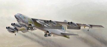 B-52G Stratofortress · IT 1378 ·  Italeri · 1:72