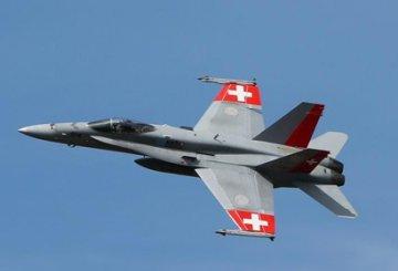F/A 18 Swiss Air Force · IT 1385 ·  Italeri · 1:72