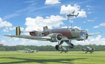 Junkers Ju 86 E-1/E-2 · IT 1391 ·  Italeri · 1:72