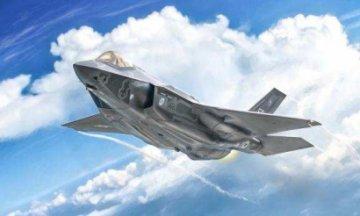 F-35A Lightning II · IT 1409 ·  Italeri · 1:72