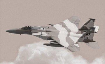 F-15C Eagle · IT 1415 ·  Italeri · 1:72