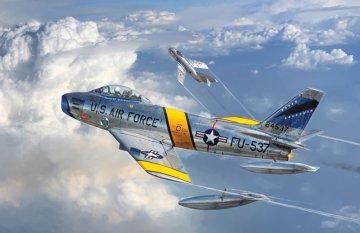 F-86 F Sabre · IT 1426 ·  Italeri · 1:72
