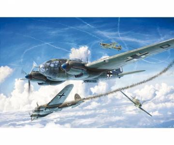 Heinkel HE-111 H-6 · IT 1436 ·  Italeri · 1:72