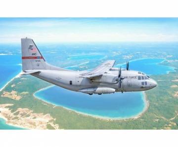 C-27J/G.222 Spartan · IT 1450 ·  Italeri · 1:72
